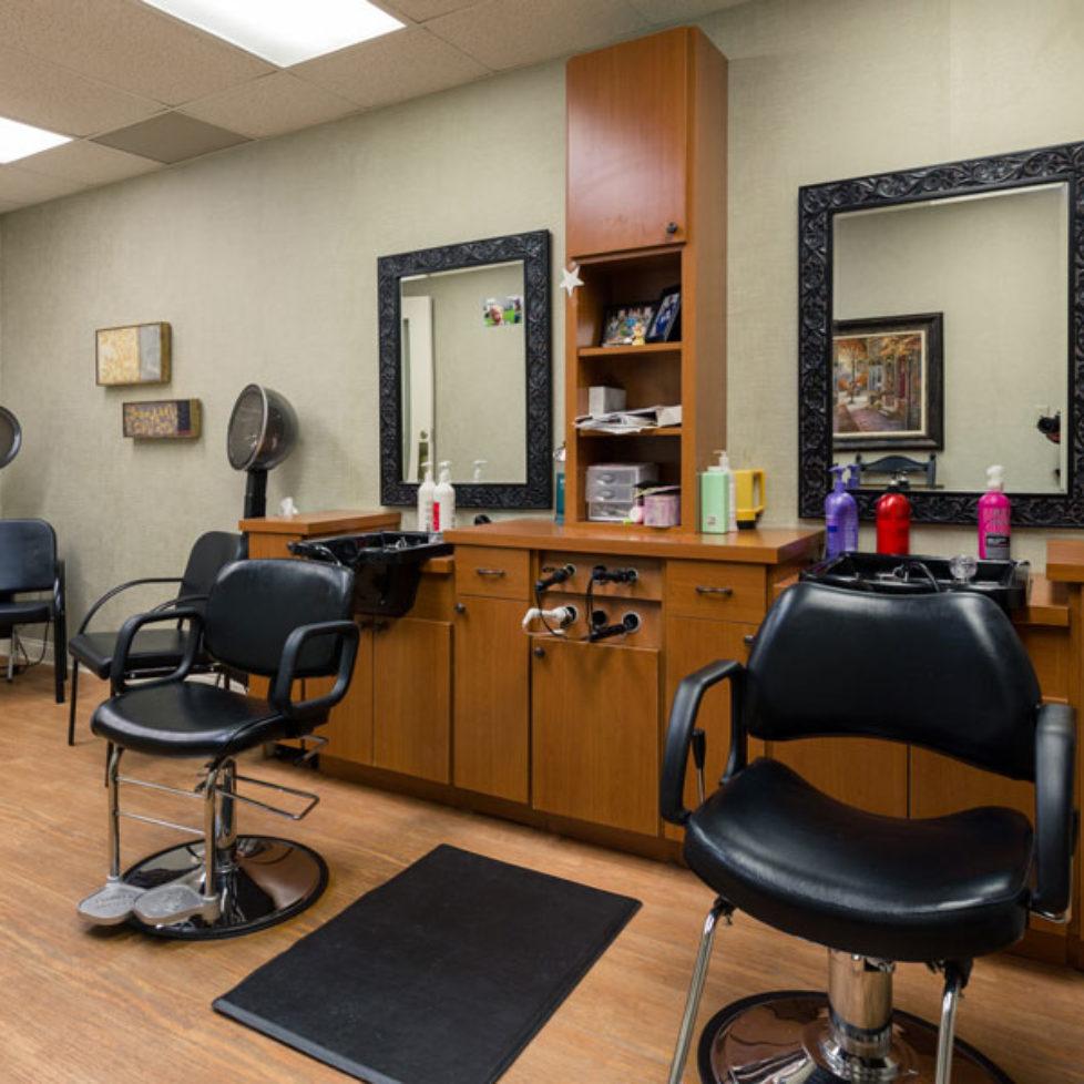 Hair Salon at Four Seasons